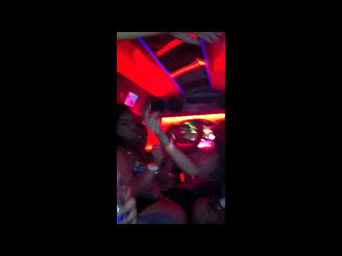 VEGAS.. Party Rock Vegas Party Bus Nightclub Tours