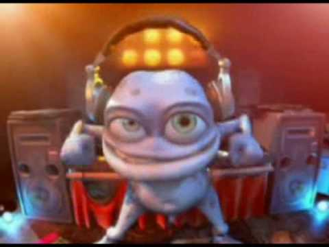 CRAZY FROG - Whoomp (HQ)