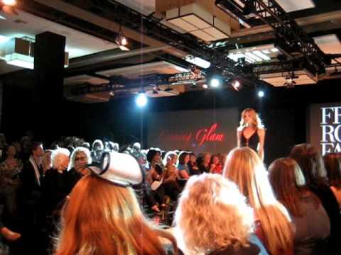 Evening Glam-Vogue Front Row Bellevue Fashion Week