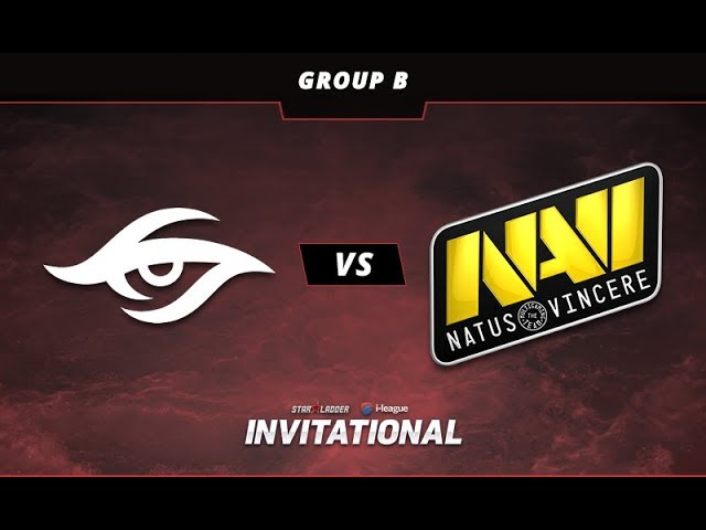 Secret vs NaVi Game 1 - SL i-League S3 LAN Finals: Group B - @Fogged @ODPixel