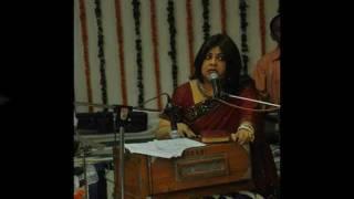 Samira  sings Nazrul Geeti - Amar Jabar Shomoy Holo Dao Bidaaae