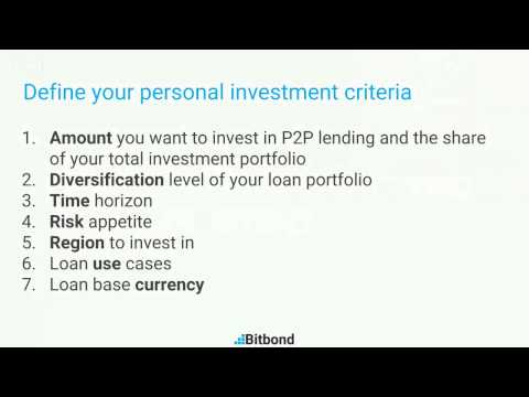 P2P Investment Strategy Webinar (new)