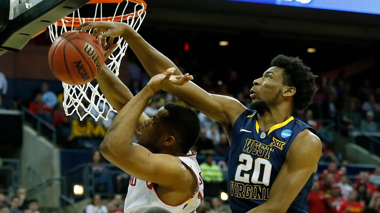 Third Round: Defense leads WVU past Maryland