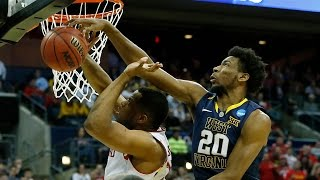 Third Round: Defense leads WVU past Maryland