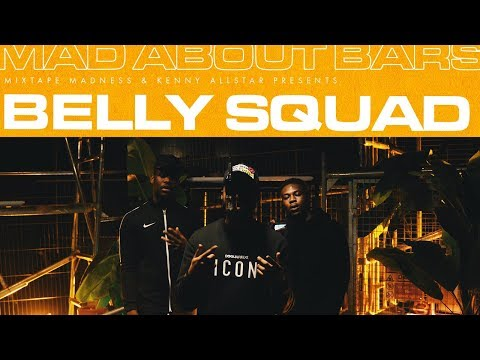 Belly Squad - Mad About Bars w/ Kenny Allstar [S3.E6] | @MixtapeMadness