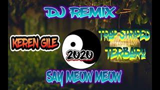 DJ SLOW SAY MEOW MEOW KEREN BY [AM REMIX]