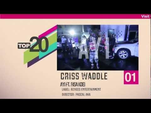 Top 20 Ghana Music Video Countdown - Week #10, 2013.