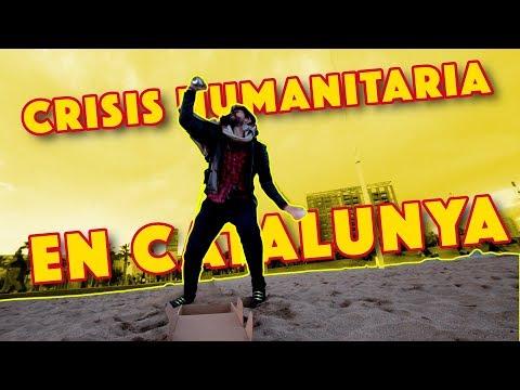 CRISIS HUMANITARIA EN CATALUNYA