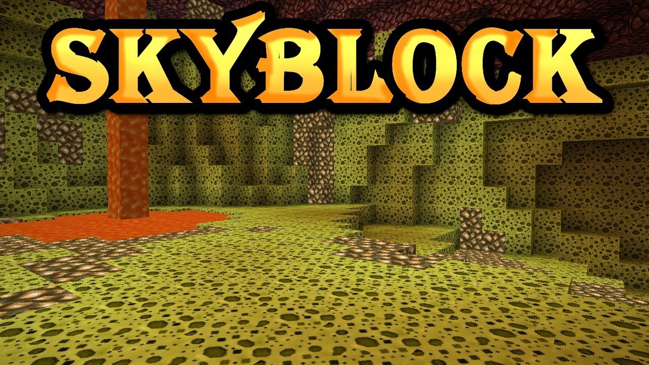 Hypixel SkyBlock [19] Finding the Sponge DEEP CAVERNS