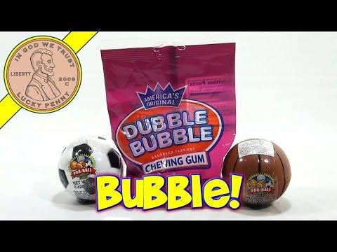 Dubble Bubble Gum Big Bar Original 1928 Flavor Dollar