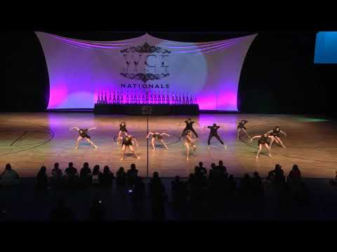Santiago High School Dance Team— Small Lyrical