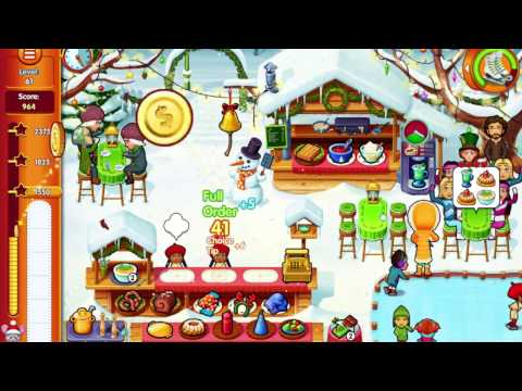 Delicious – Emily's Christmas Carol Walkthrough – Level 61