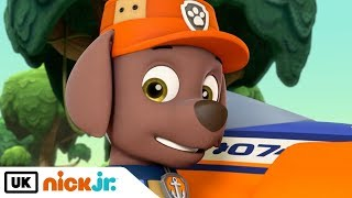 Paw Patrol | Pups Save a Swamp Creature | Nick Jr. UK