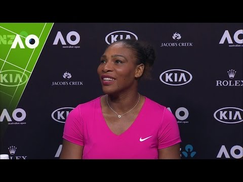 Serena Williams press conference (SF) | Australian Open 2017
