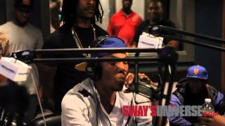 T.I.'s Grand Hustle Kick a Freestyle on #SwayInTheMorning