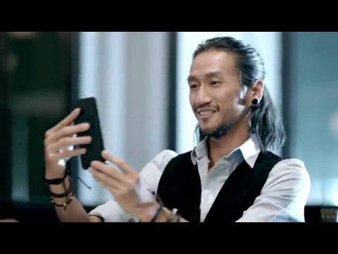 โฆษณา Samsung Galaxy S8 : เกิดมาไร้กรอบ