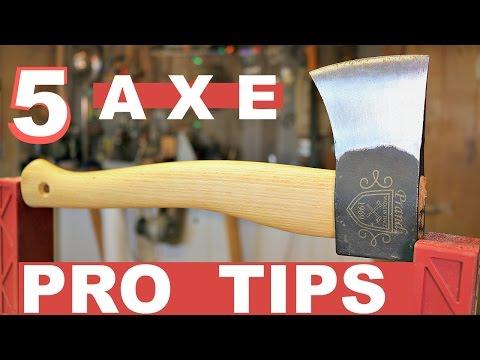 5 Simple Axe Upgrades