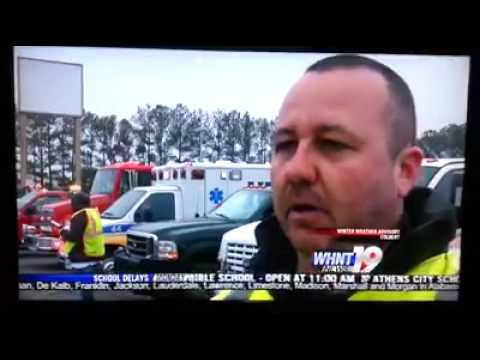 WHNT 19 News Coverage 2/22/15 Move Over Event