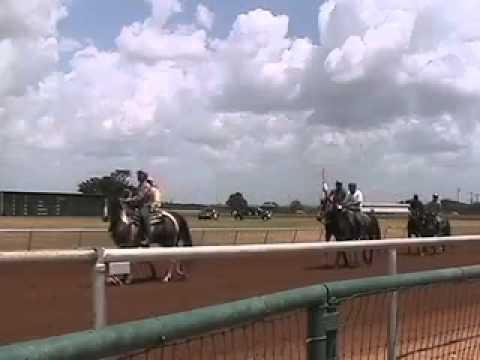 Our Fredericksburg-Summer Horseracing