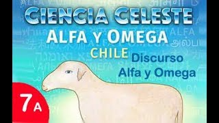 Alfa y Omega  7A  Conversaciones Telepáticas   Chile
