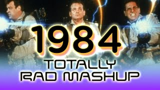 1984: The Year in Movies - Totally Rad Movie Mashup HD