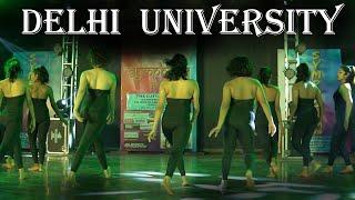 1st fest of Delhi University 2020 | reporting on Janki devi memorial college, JDMC | Tal Entertainer