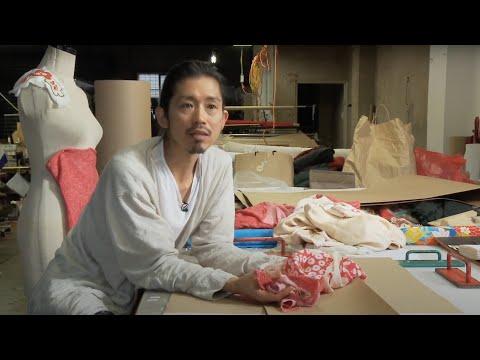 Fashion designer Akira Isogawa on Kamisaka Sekka
