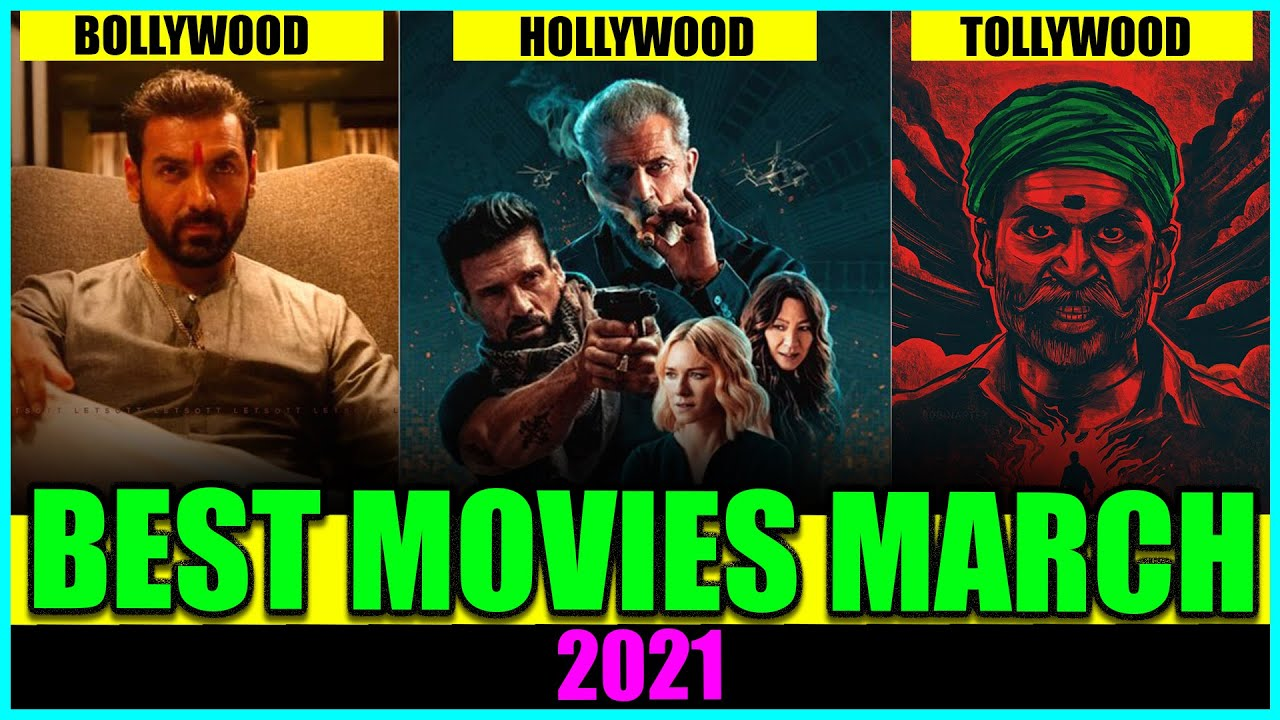 """Download Top 10 """"NEW MOVIES"""" Released In """"MARCH 2021"""" (New Blockbusters) 