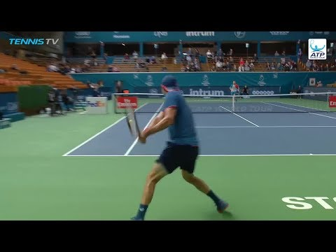 Hot Shot: Sandgren Shifts From Defence To Offence In Stockholm 2018