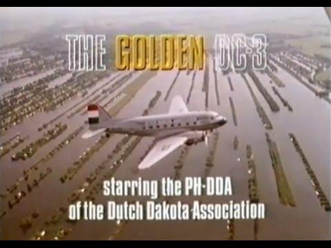 Full Documentary: The Golden DC-3 Dakota (1985)