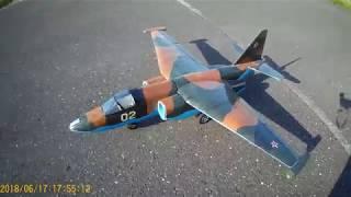 видео: СУ-25 (Удачная посадка)