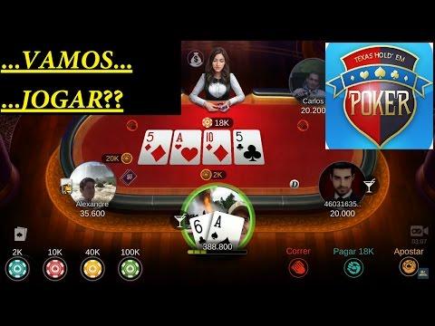 Poker Brasil HD - Jogando Poker Online