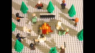 The Lego American Revolution