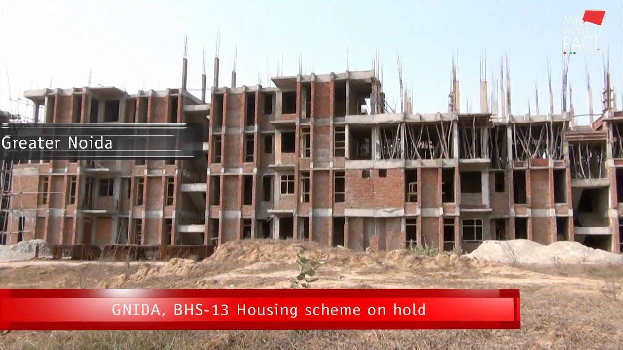 Registration of flats started for yeida affordable housing scheme 2013.