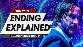 John Wick 3: Parabellum: Ending Explained + Spoiler Talk Review On The Movie And Continental Series
