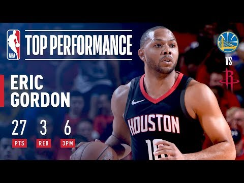 Eric Gordon Takes Off & Leads Houston To WCF Game 2 Victory