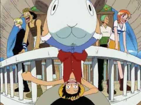 One Piece Opening 1 - Die Legende - YouTube