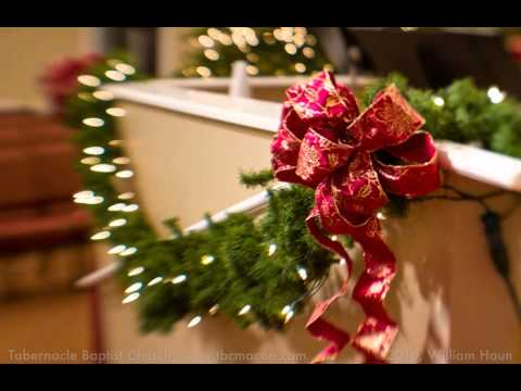 Church christmas decorations youtube for Find christmas decorations