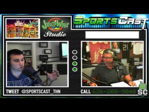 SPORTSCAST EP. 314 (PART 3) - SHOT OF THE WEEK, COLLEGE FOOTBALL, STOP BITCHING NOTRE DAME