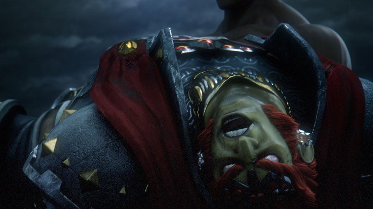 Super Smash Bros. Ultimate – Il pugno di ferro dell'oscurità (Nintendo Switch)