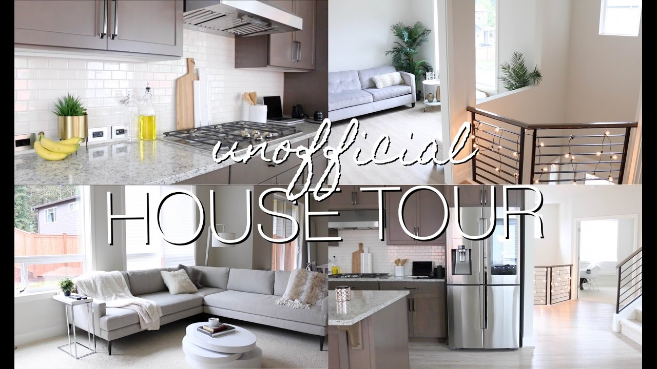 My New House Unofficial House Tour Viviannnv Youtube
