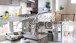 My New House?? Unofficial House Tour | viviannnv