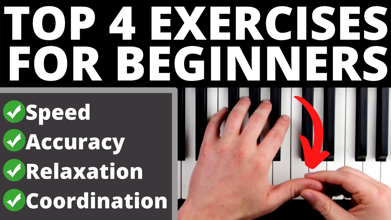 The Top 4 Exercises For Beginners (by FAR…)