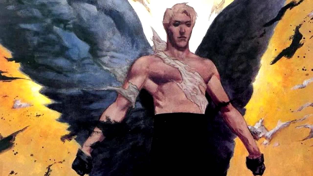 Lucifer Comic Pdf