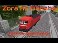 [FR] [VIDEO OBSOLETE] Zora No Densha • Présentation De Mod Minecraft 1.7.10