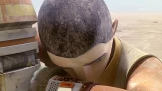 Star Wars Rebels - Ezra and Obi Wan meet