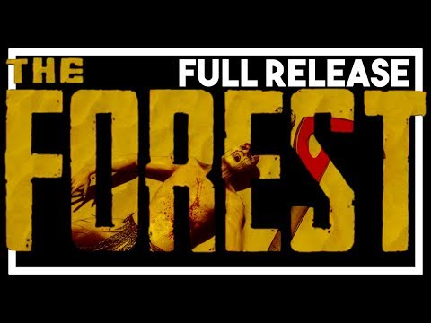 The Forest (1.0 Update) Multiplayer Gameplay - Part 1: HYPE! Getting Started