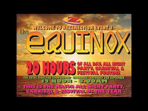 DJ Lenny Dee @ Rezerection 'Equinox' 2nd September 1995