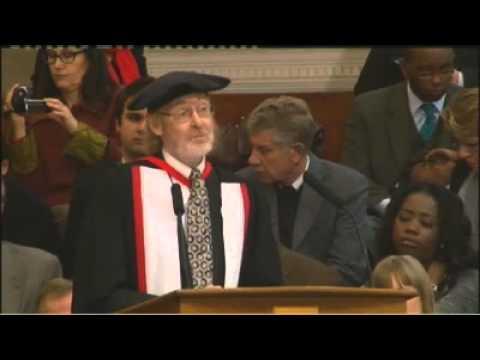 Brian Molko receives Honorary Fellowship at Goldsmiths