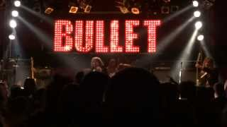 Watch Bullet Bang Your Head video